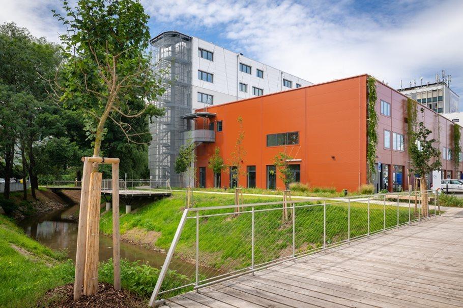 Rekonstrukce a otevření areálu SVATOPETRSKA