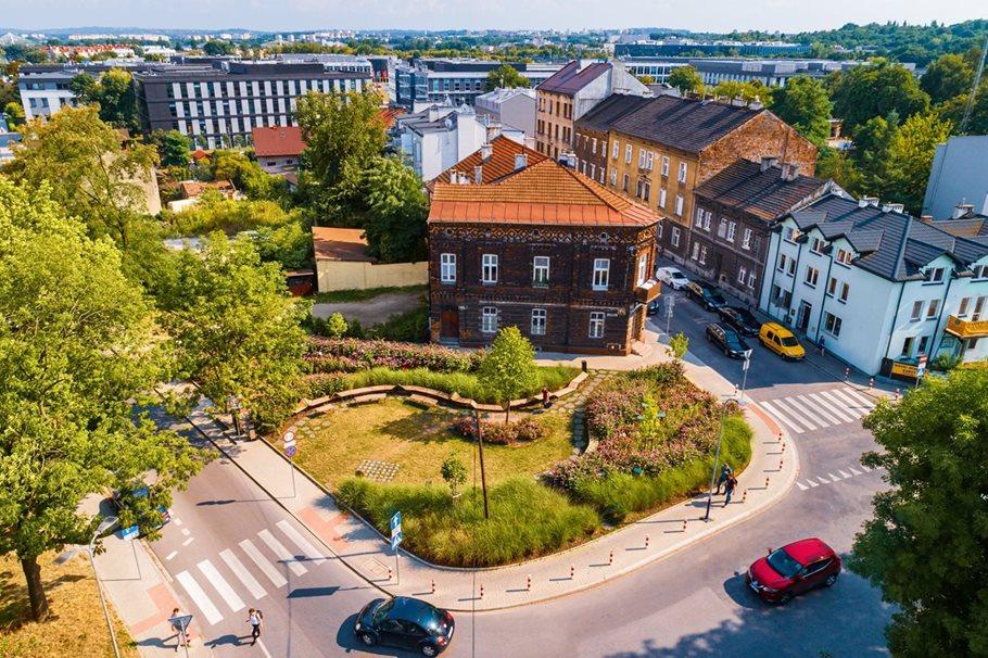 Krakow Pocket Parks (Ogrody Krakowian)