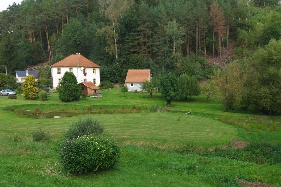 Revitalizace povodí uNové Olešky