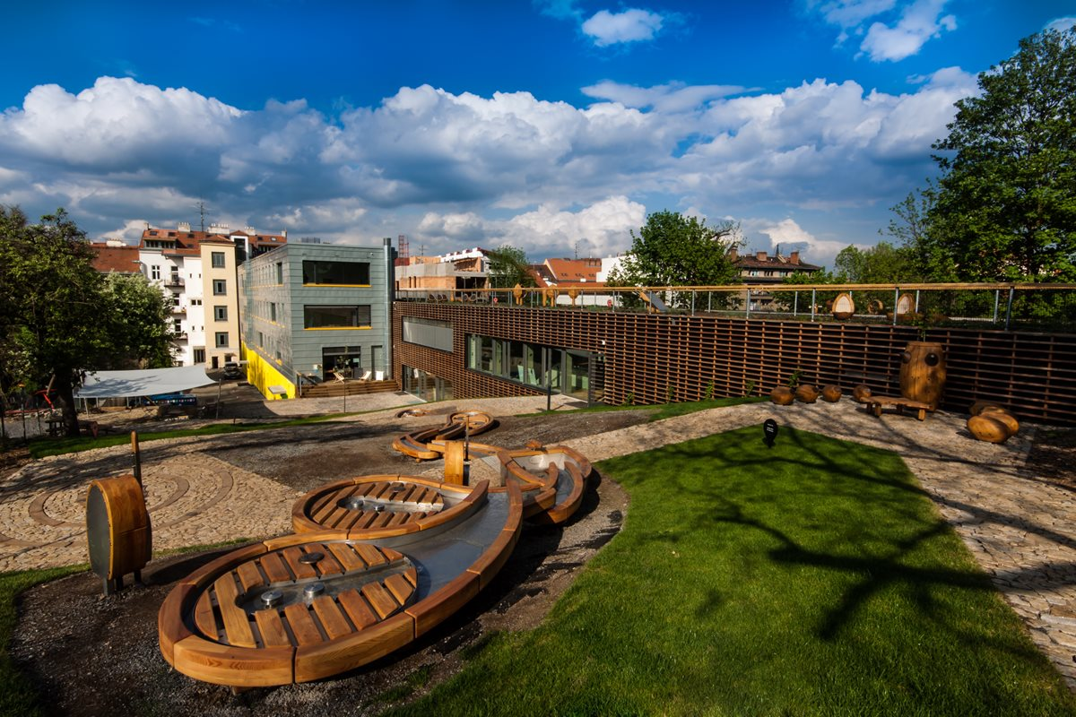 Open Gardens inBrno