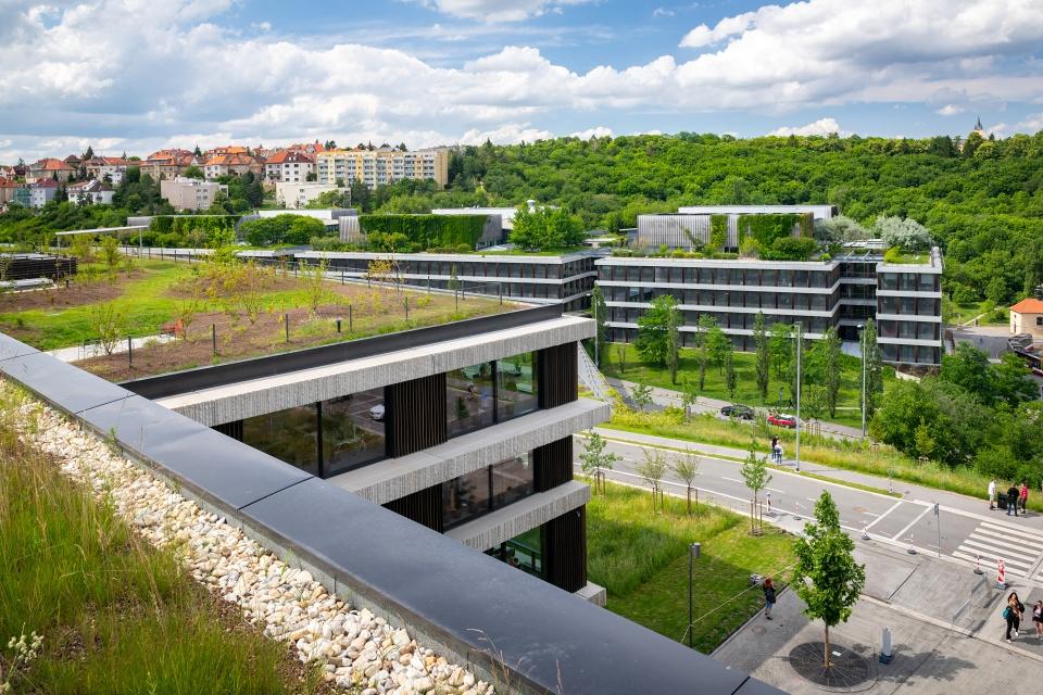 The ČSOB Campus